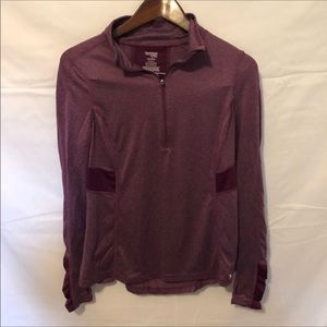 🌵Dansko Athletic ZIP Up Size large purple